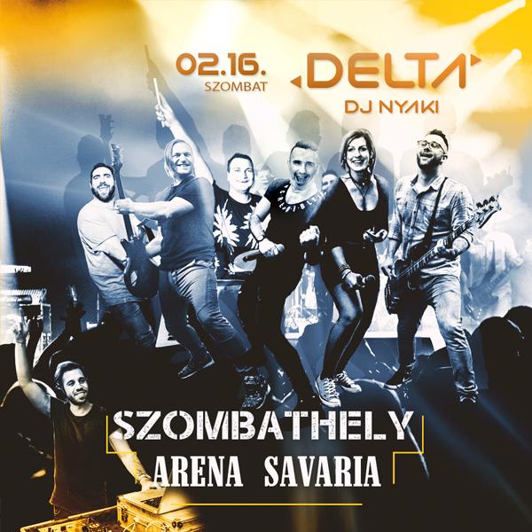 DELTA - DJ NYAKI