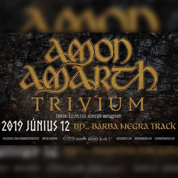 Amon Amarth, Trivium