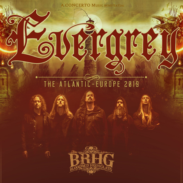 EVERGREY: The Atlantic - Europe 2019