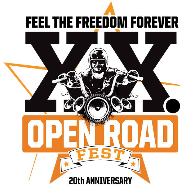 20. Harley-Davidson Open Road Fest