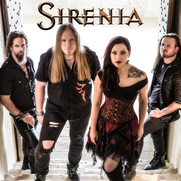 SIRENIA - Arcane Astral Aeons Tour Part 2