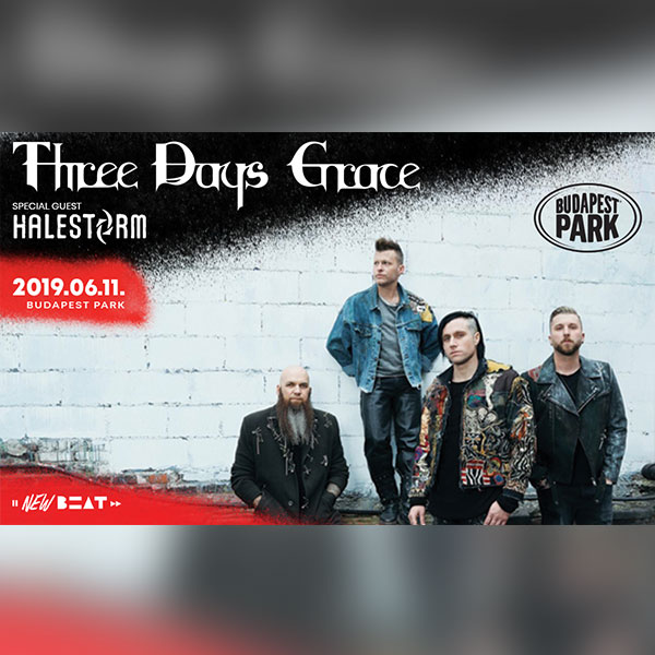 Three Days Grace + Halestorm