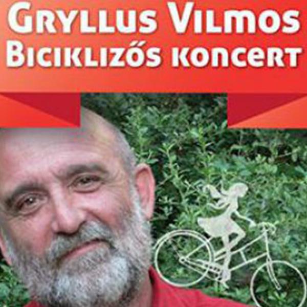 Gryllus Vilmos -  Biciklizős koncert