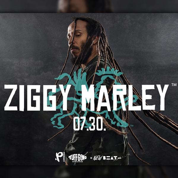 Ziggy Marley 07.30.