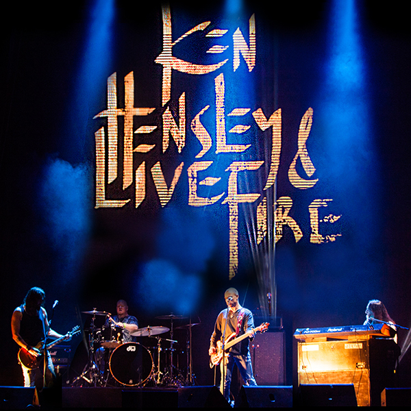 Ken Hensley + Live Fire