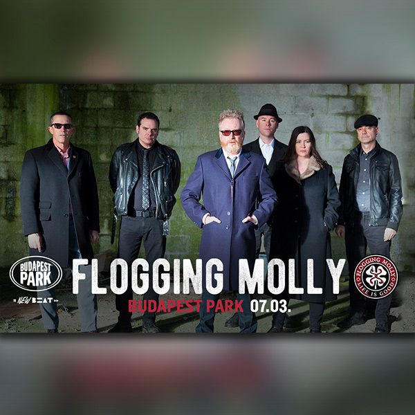 Flogging Molly 07.03.