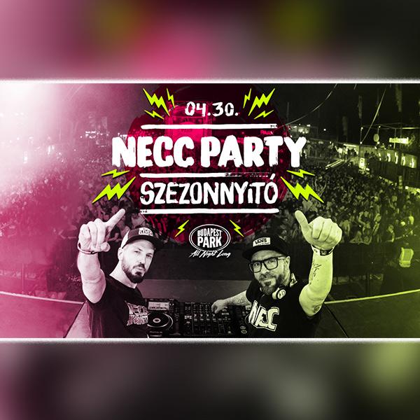 Necc Party 04.30.