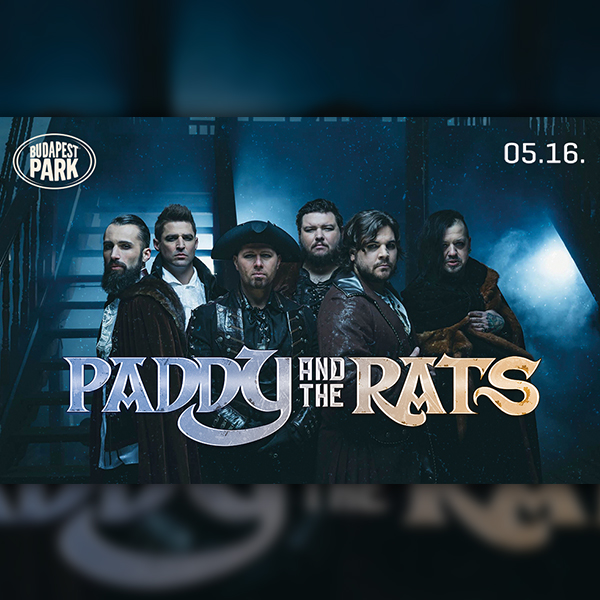 Paddy And The Rats 05.16.