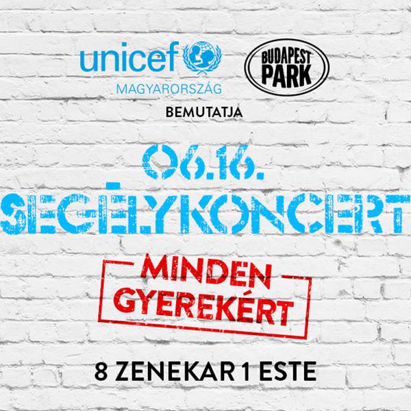 Unicef Segélykoncert 06.16.