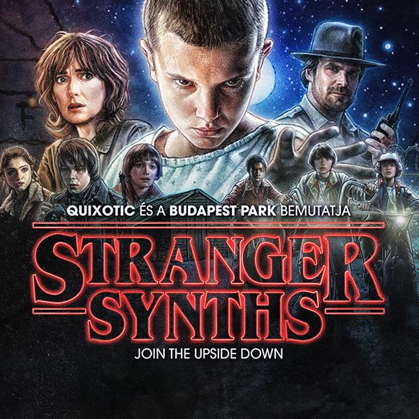 Stranger Synths 2019.05.11.