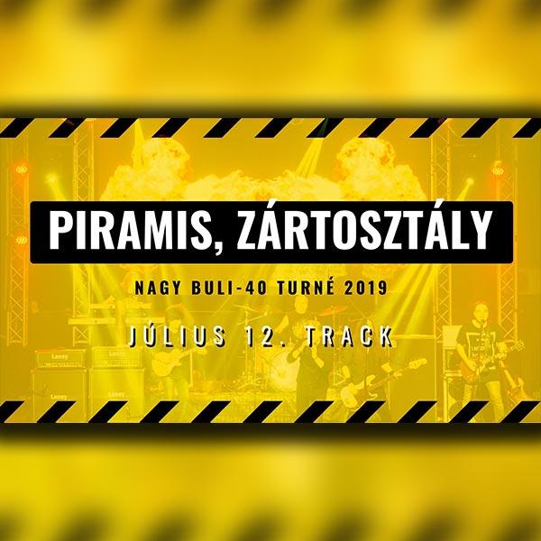 PIRAMIS & ZÁRTOSZTÁLY