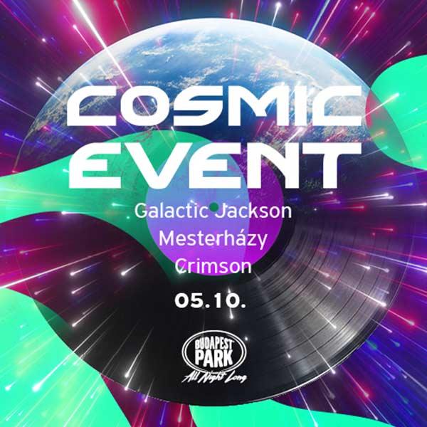 Cosmic Event 2019.05.10.