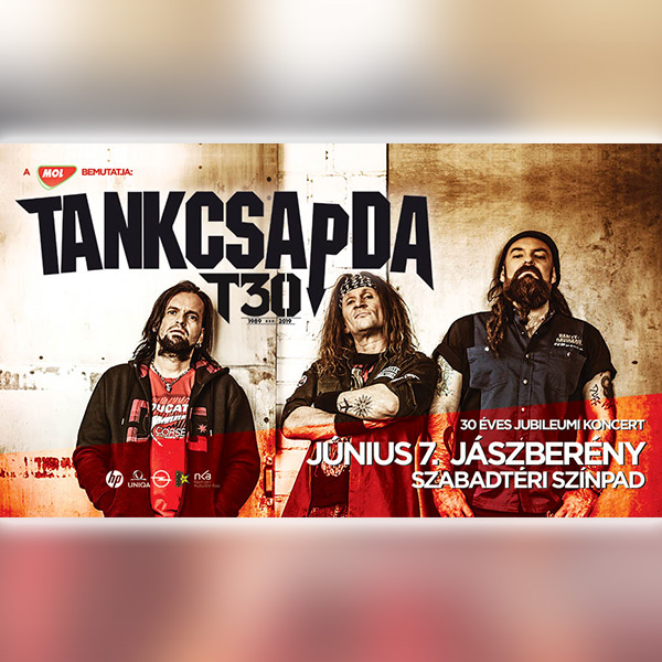 Tankcsapda T30