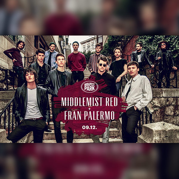 Fran Palermo / Middlemist Red 09.12.
