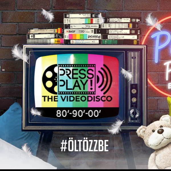 PressPlay - The VideoDisco / PizsiParty Edition 20