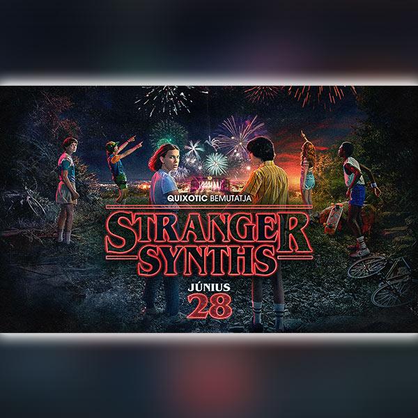 Stranger Synths 2019.06.28.