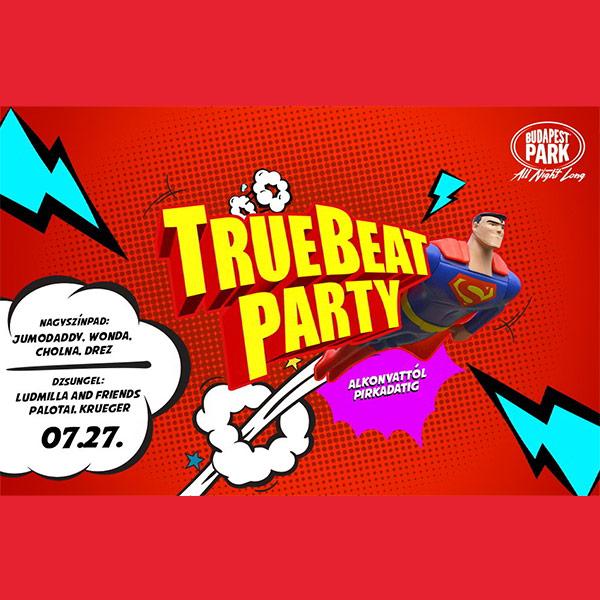 TrueBeat Party 2019.07.27.