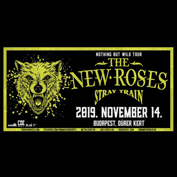 The New Roses, Stray Train - Dürer Kert