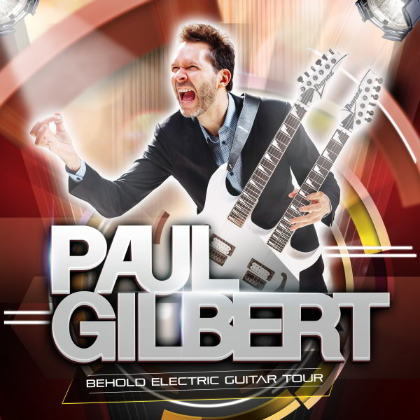Paul Gilbert Band