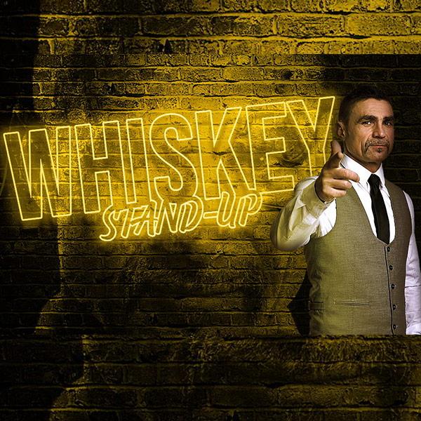 Whiskey Stand-Up #aViszkis