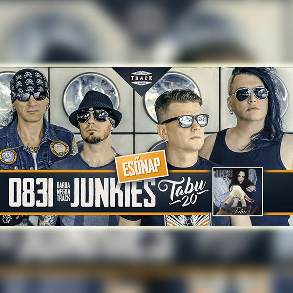 Junkies - Barba Negra Track