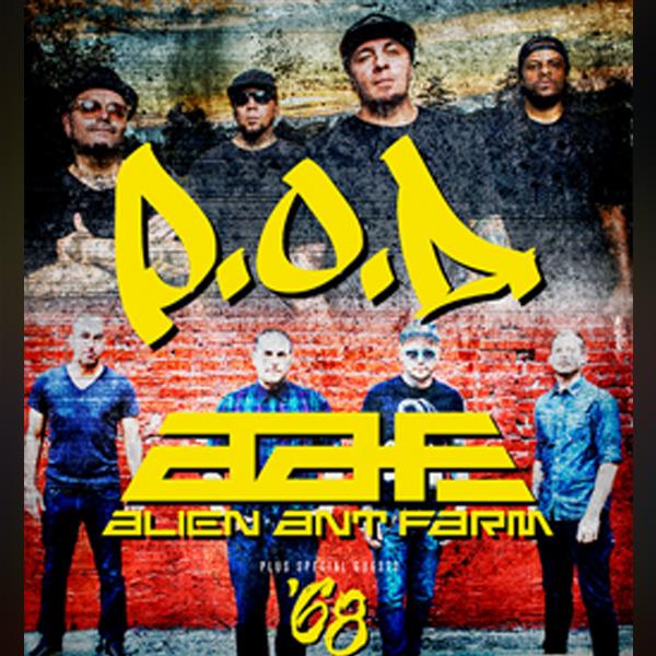 P.O.D. & Alien Ant Farm