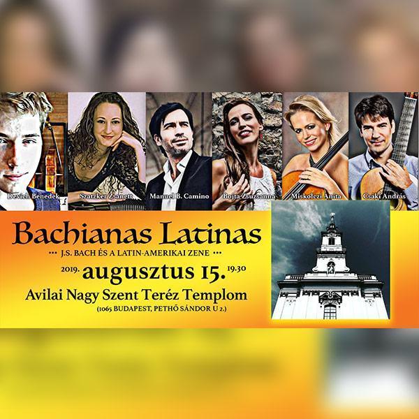 Volver La Vida - Bachianas Latinas
