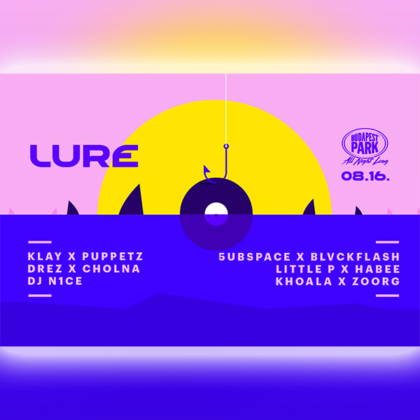 LURE 2019.08.16.