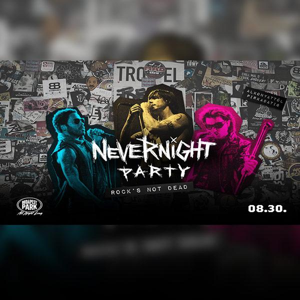 NeverNight Party 2019.08.30.