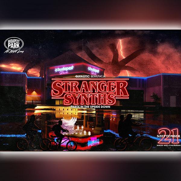 Stranger Synths 2019.09.21.
