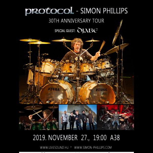 Protocol – Simon Phillips