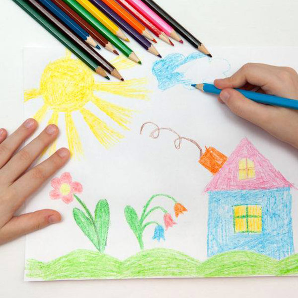 Kutenics Györgyi - Gyermekrajz-elemzés workshop