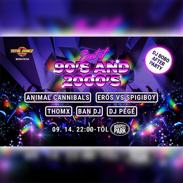 DJ Bobo Afterparty 2019.09.14.
