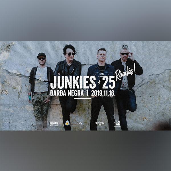 JUNKIES 25