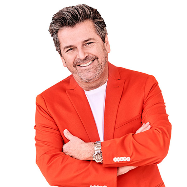Thomas Anders from Modern Talking 2020.09.12.
