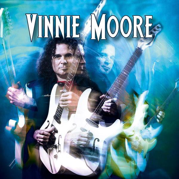 Vinnie Moore - Europa Tour 2020