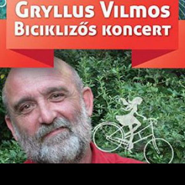 Gryllus Vilmos- Biciklizős Koncert
