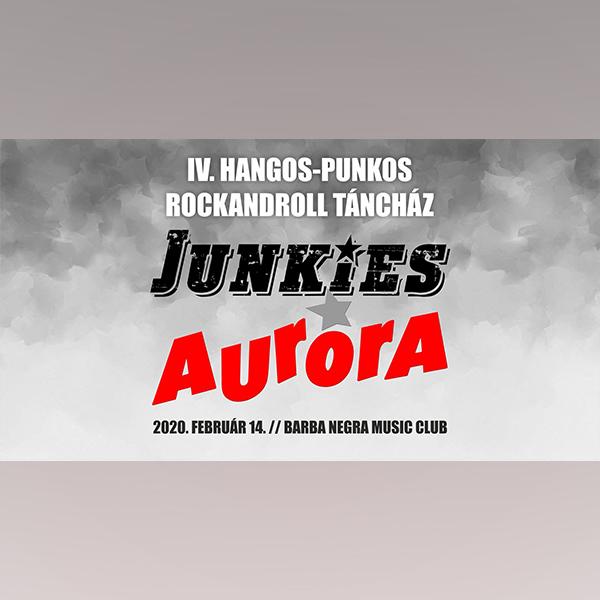 JUNKIES / AURORA