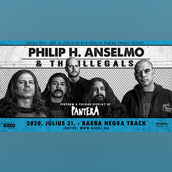 Philip H. Anselmo & The Illegals - Pantera szett