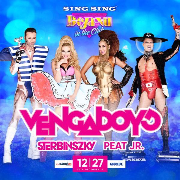 Deja Vu in the Club - Sing Sing - Vengaboys