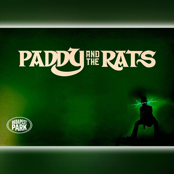 Paddy And The Rats 2020.10.08.