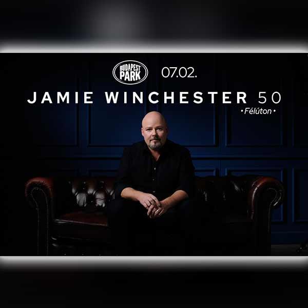 Jamie Winchester 50. - Életműkoncert 2020.09.17.