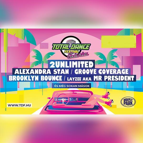 Total Dance Festival Cabrio 2021.05.15.
