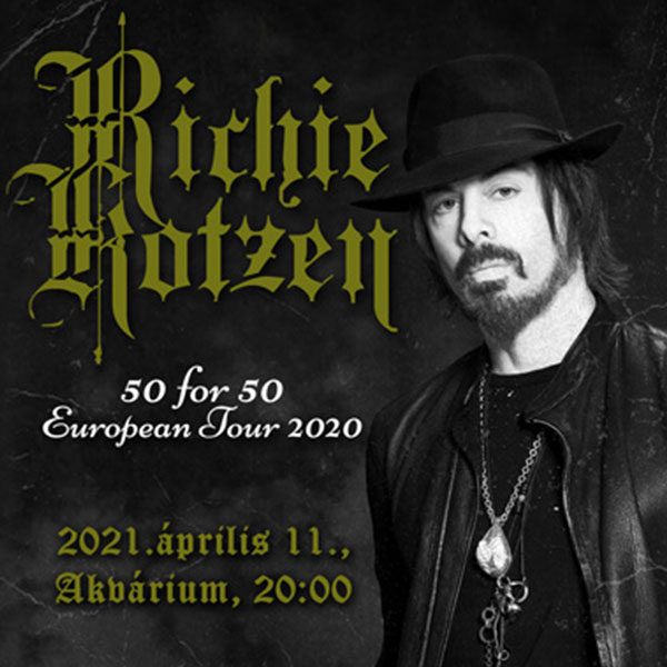 RICHIE KOTZEN - 50 for 50 European Tour 2021