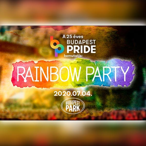 Rainbow Party 2020.07.04.