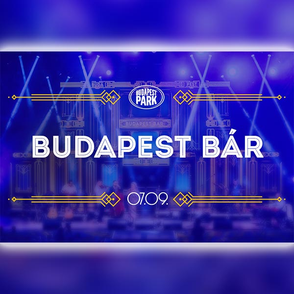 Budapest Bár 2020.09.23.