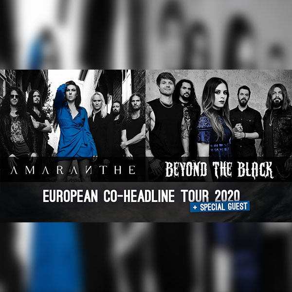 AMARANTHE - BEYOND THE BLACK