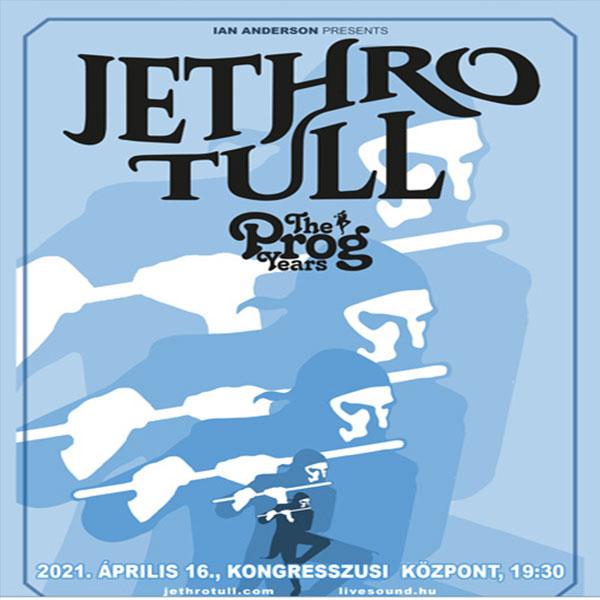 Jethro Tull 2021