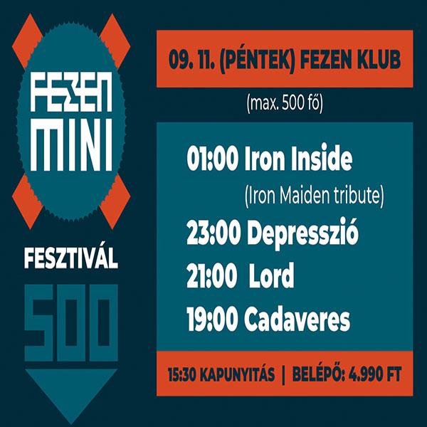 FEZEN MINI  - FEZEN Klub Péntek