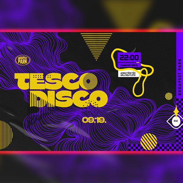 Tesco Disco 2020.09.19.